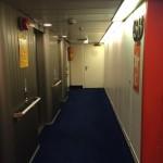 Corridoio ingresso garage