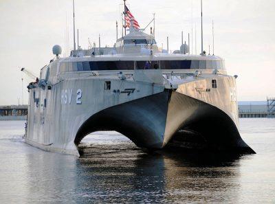Seajets dichiara guerra: acquistato il catamarano HSW 2!