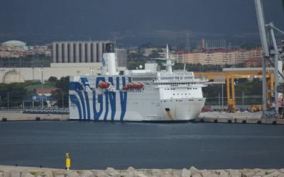 Catalogna, indipendenza e le navi Italiane