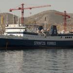 STRINTZIS FERRIES - Kefalonia (2011-2013)