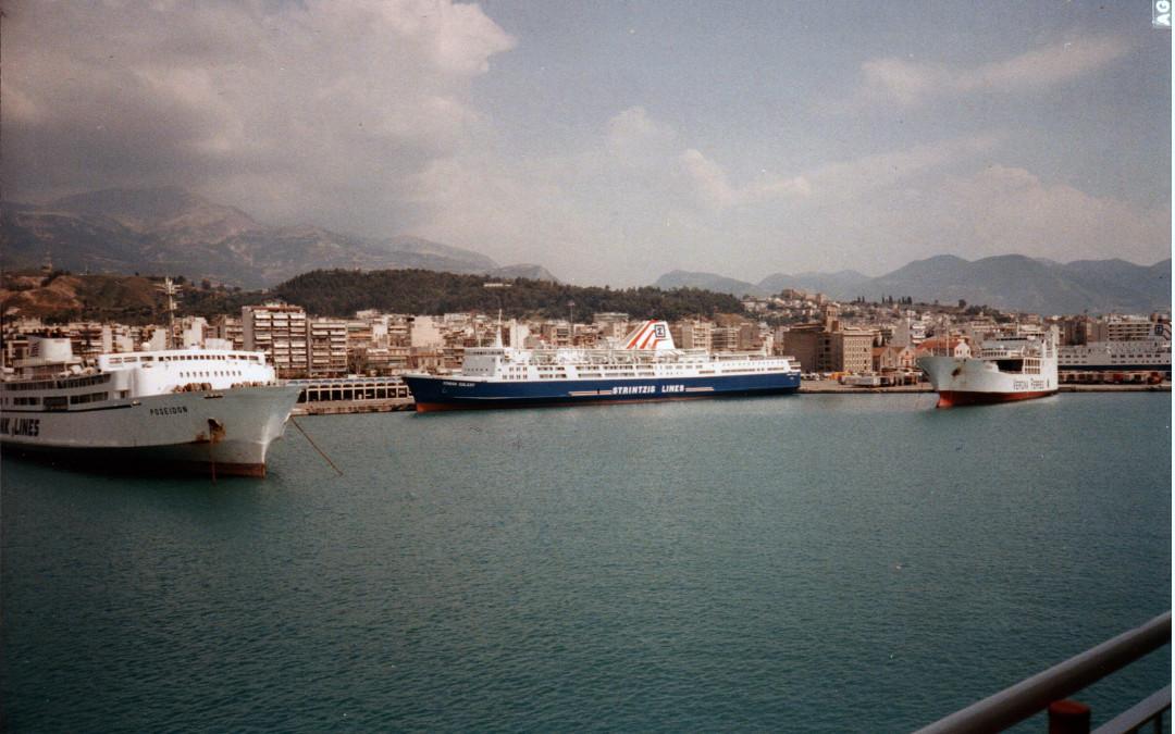 I cruise-ferries greci 30 anni dopo: che fine hanno fatto? – PRIMA PUNTATA